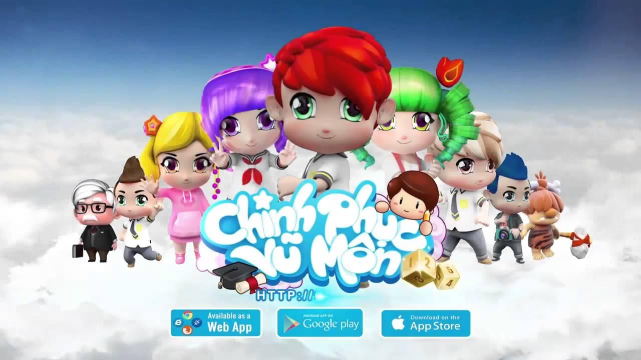 TVC 3S Chinh Phục Vũ Môn - Phiên bản mới 2014 [ Egame ]