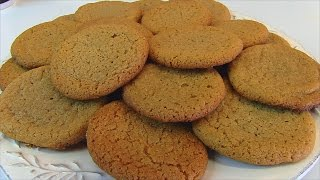 Betty's Peanut Butter Miracle Cookies (only 4 Ingredients; No Flour!)