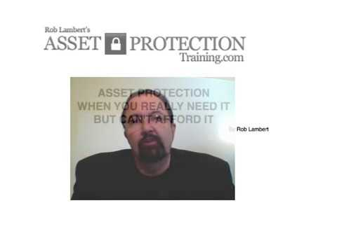 FAPT free asset protection trust offer