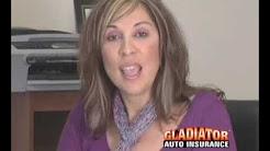 Gladiator Low Cost Auto Insurance