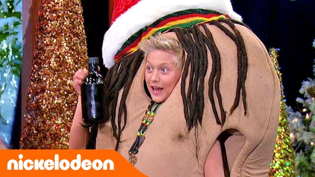 Game Shakers | Reggae-aardappel 🎅 | Nickelodeon Nederlands