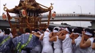 2014 ダイジェスト 山角町 居神神社