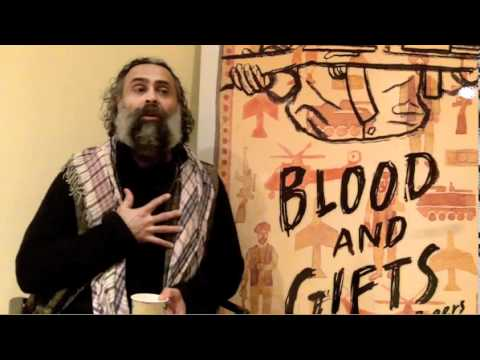 BLOOD AND GIFTS: An  with Cast Member Bernard White