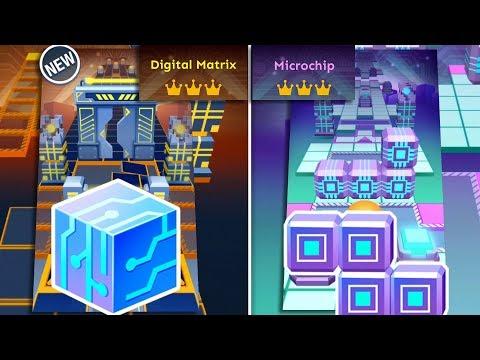 Rolling Sky - Digital Chip (Mashup) Digital Matrix VS Microchip