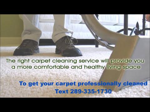 Carpet Cleaning Service in Brampton 647-361-9223