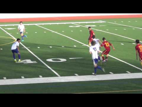 Cupertino Soccer at Los Altos 2016 P2