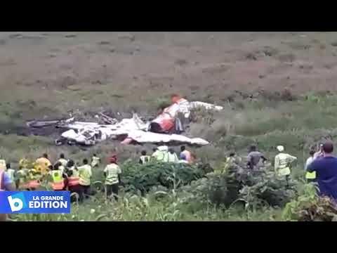 Download Sud-Kivu: 3 morts après crash à Kavumu