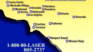 Laser Eye Center Los Angeles  Customized Laser Vision Correction