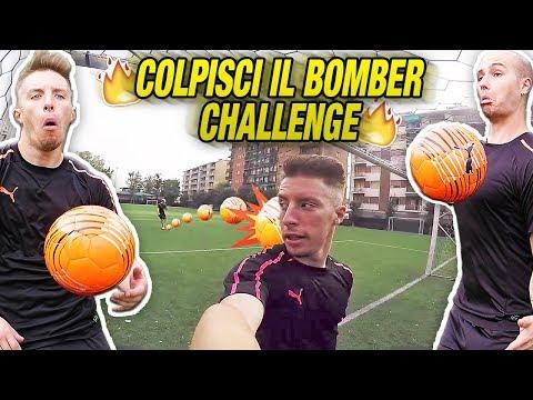 COLPISCI il BOMBER Challenge - Chi verrà COLPITO??