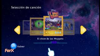 [Wii] Just Dance Disney Party - Song list