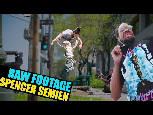SPENCER SEMiEN (RAW STREET FOOTY)