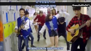 Perseverance Goo Haera Cast - Show [Opening] (Hangul, Romanization, Eng Sub)