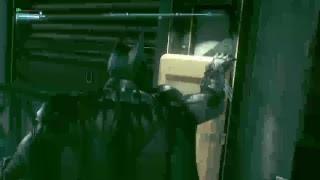 The new story on batman arkham knight 2nd half