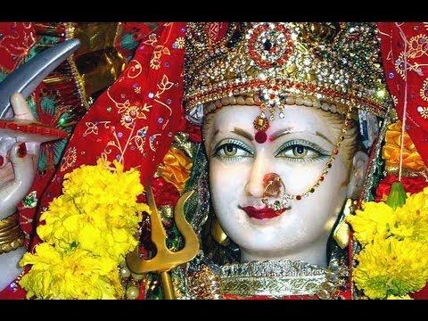 नथुनिया लटक रही रे गोरे गाल पे हो माँ / बुन्देली देवी गीत Vol - 1 / उर्मिला पाण्डेय