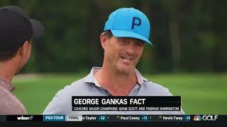 Achieve a Rotational Golf Swing with George Gankas