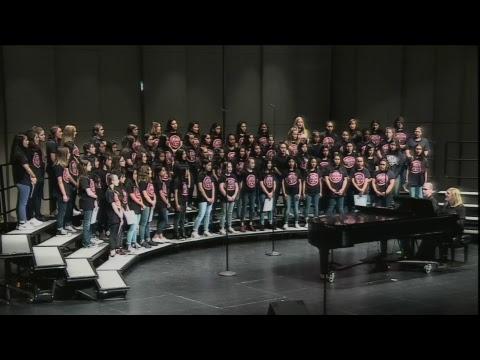 Sonora Middle  School Choir | Spring Choir Concert