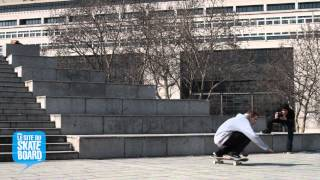 Best Sw Flip Front ever! Adrien Bullard at Bercy