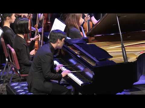 Rhapsody in Blue,  Amador Valley High School Symphony Orchestra