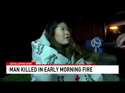 Man dead, apartments uninhabitable after 2-alarm fire in Centreville