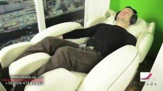 Массажное кресло BRAINTRONICS(СИСТЕМА включает в себя специальное мультифункциональное массажное кресло, удобный современный пульт..., 2016-04-03T16:36:17.000Z)