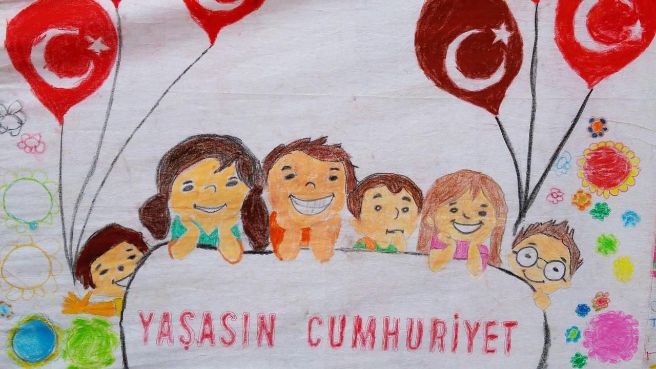 Cumhuriyet Bayramı 2016 Afiş çalışmaları Youtube
