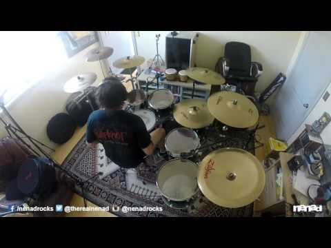 Nenad - Kisschasy - Opinions Won't Keep You Warm At Night (DRUM COVER)