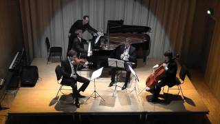 Edmund Finnis Quartet in Three Parts - II