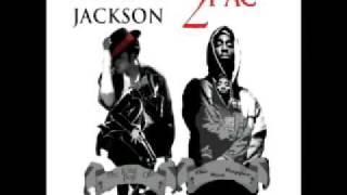 Michael Jackson Ft. 2Pac Dangerous California VC .mpg.mp3