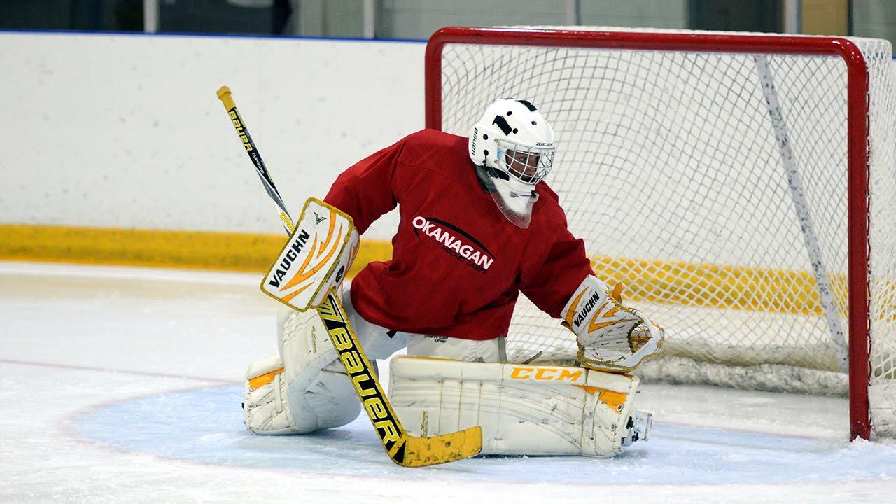 Okanagan Hockey Intensive Goalie Camps