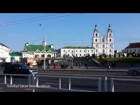 Sights & Sound of Belarus Minsk | Travel VLOG БеларусьМинск
