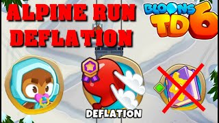 Categorias de vídeos deflation btd6