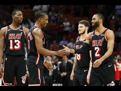 Serge Ibaka, James Johnson ejected from Heat's road win vs. Raptors