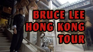 My Bruce Lee Inspired Hong Kong Adventure