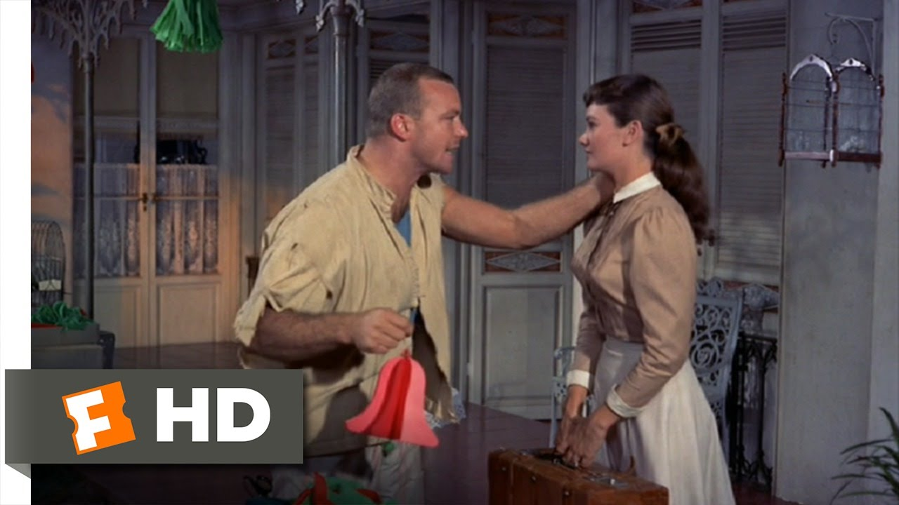 We're No Angels (5/9) Movie CLIP - Don't Hurt the People You Love (1955) HD