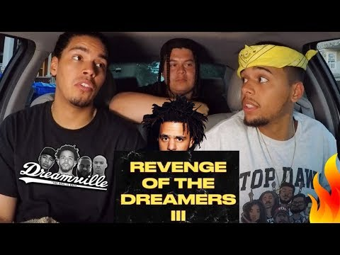Free Download Dreamville & J. Cole - Revenge Of The Dreamers Iii (full Album) Reaction Review Mp3 dan Mp4