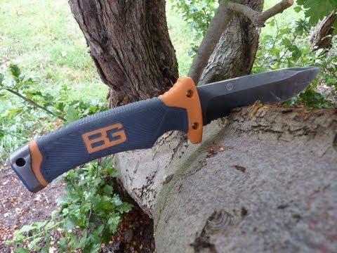 Gerber Bear Grylls Ultimate knife review