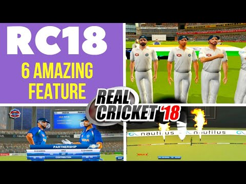 Real cricket 18 2 1 mod apk obb | Real Cricket™ 18 v1 6 (Mod