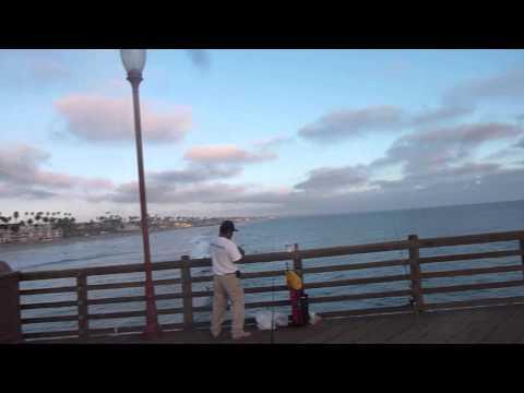 Roadtrip USA: Pier (muelle) de Oceanside (California)
