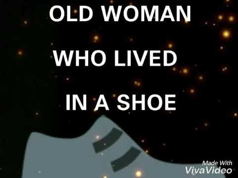 The little old woman who lived in a shoe part 4