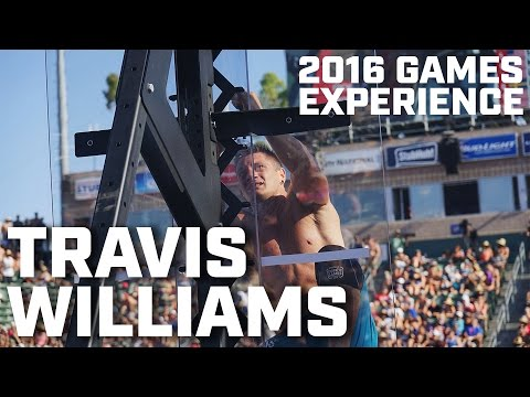Travis Williams Discusses His 2016 Crossfit Games Experience
