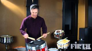 "Double Stroke ""Open"" Roll: Rudiment Breakdown by Dr. John Wooton"