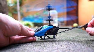 Helicopter Sensor Tangan