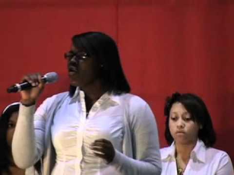 Women Finalist 2010 Staten Island Gospel Fest-H.264