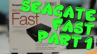 trying to restore Seagate Backup Plus Fast RAID 0 4TB (Part 1)
