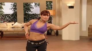 Комплекс упражнений Танец живота