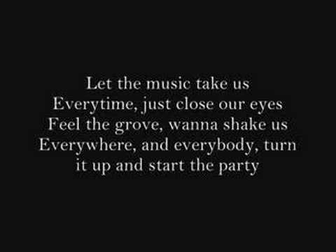 Start The Party - Jordan Francis with lyrics