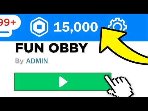 Roblox Robux For Obby Secret Obby Gives 15 000 Free Robux December 2019 Youtube