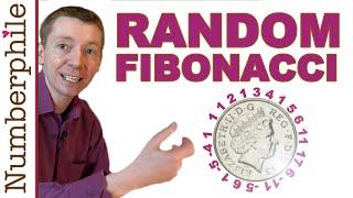 Random Fibonacci Numbers - Numberphile