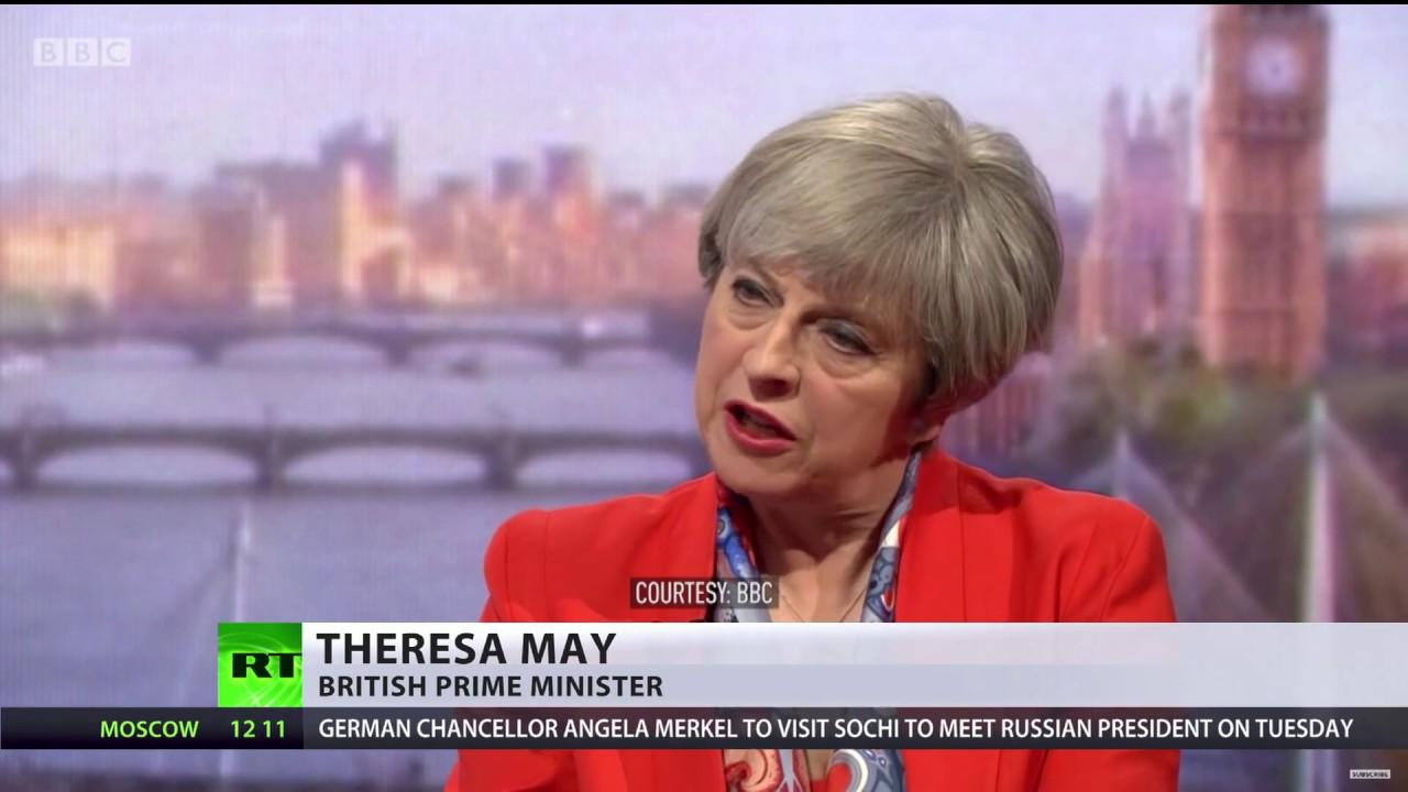 Politics latest: Brexit talks