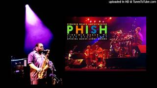 Phish with Leroi Moore - 7/21/1997 - Theme From the Bottom